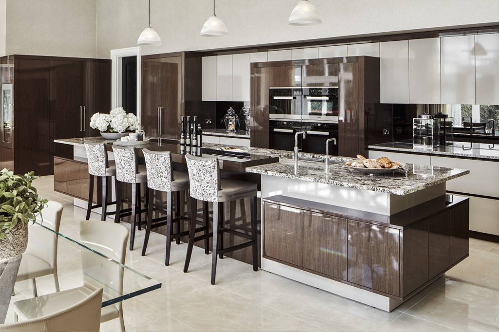 luxury kitchen design st george s hill extreme design