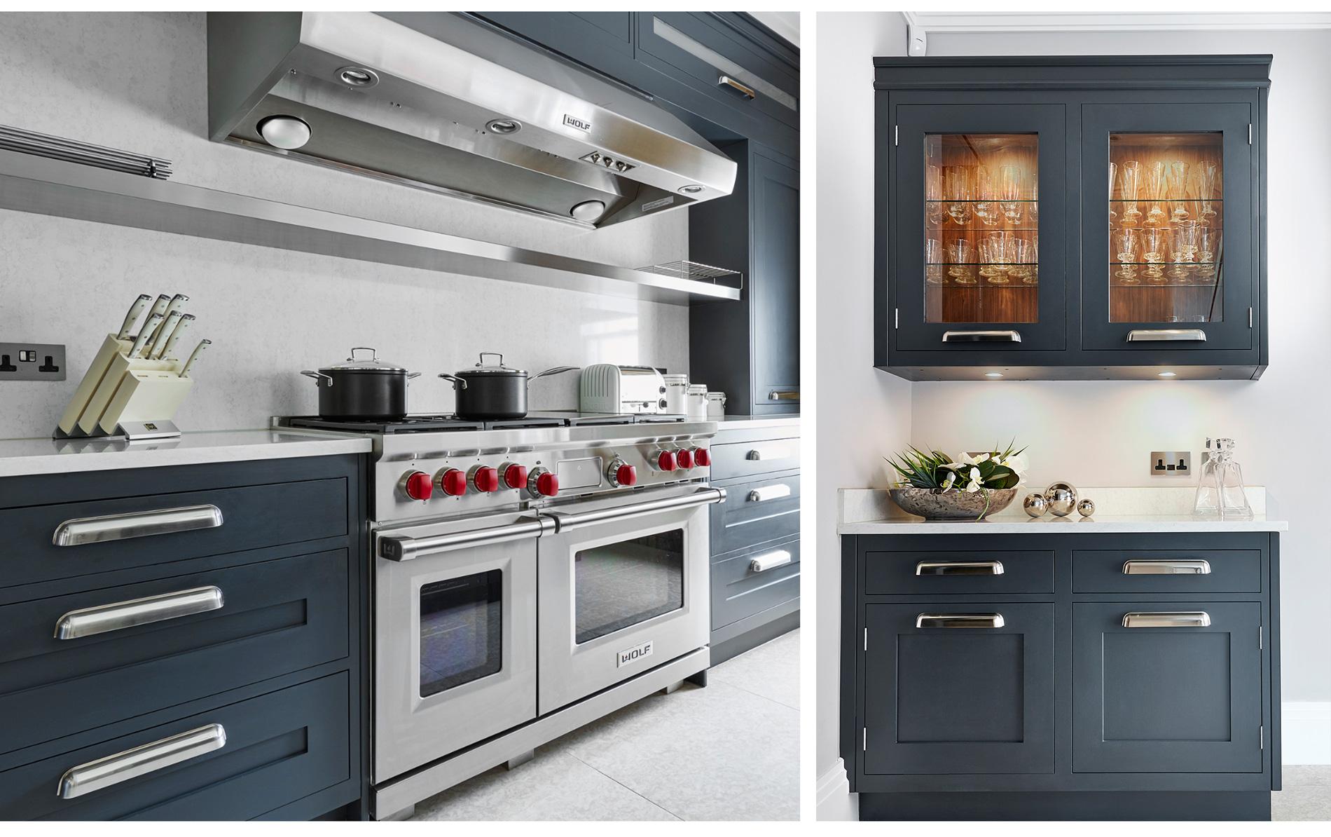 Custom Made Kitchen Design | Extreme Design