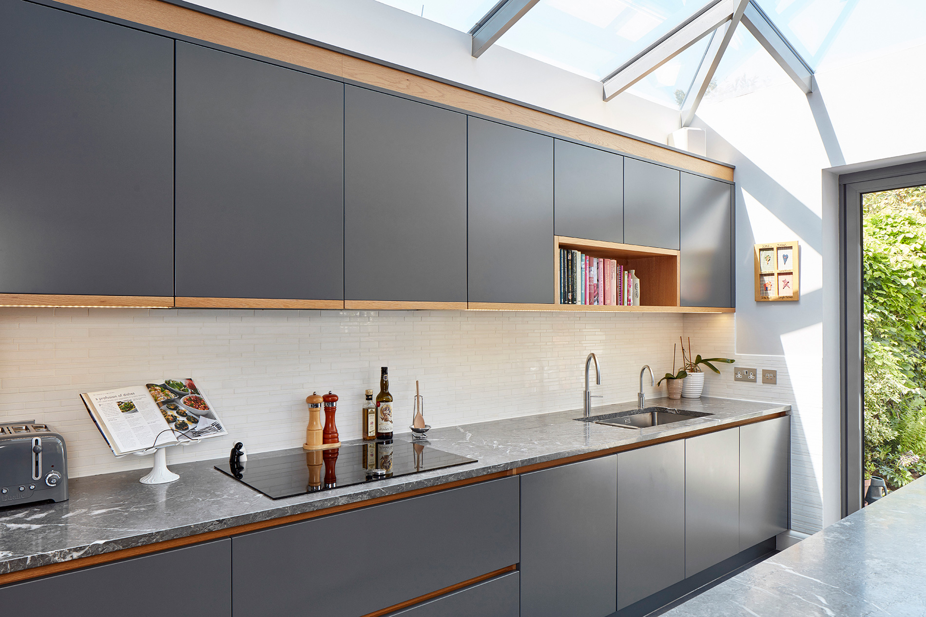 Bespoke kitchen design extreme design for Kitchen design london