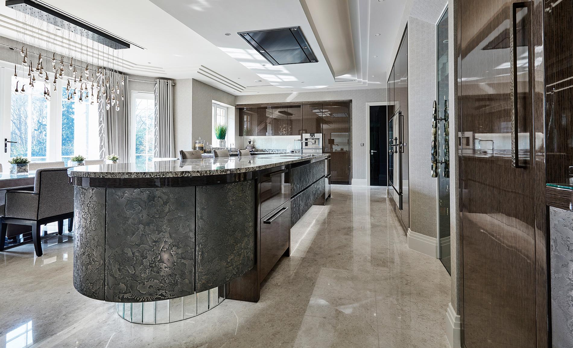 Kitchen Remodeling Design Ideas Inspiration: Luxury Kitchen Design