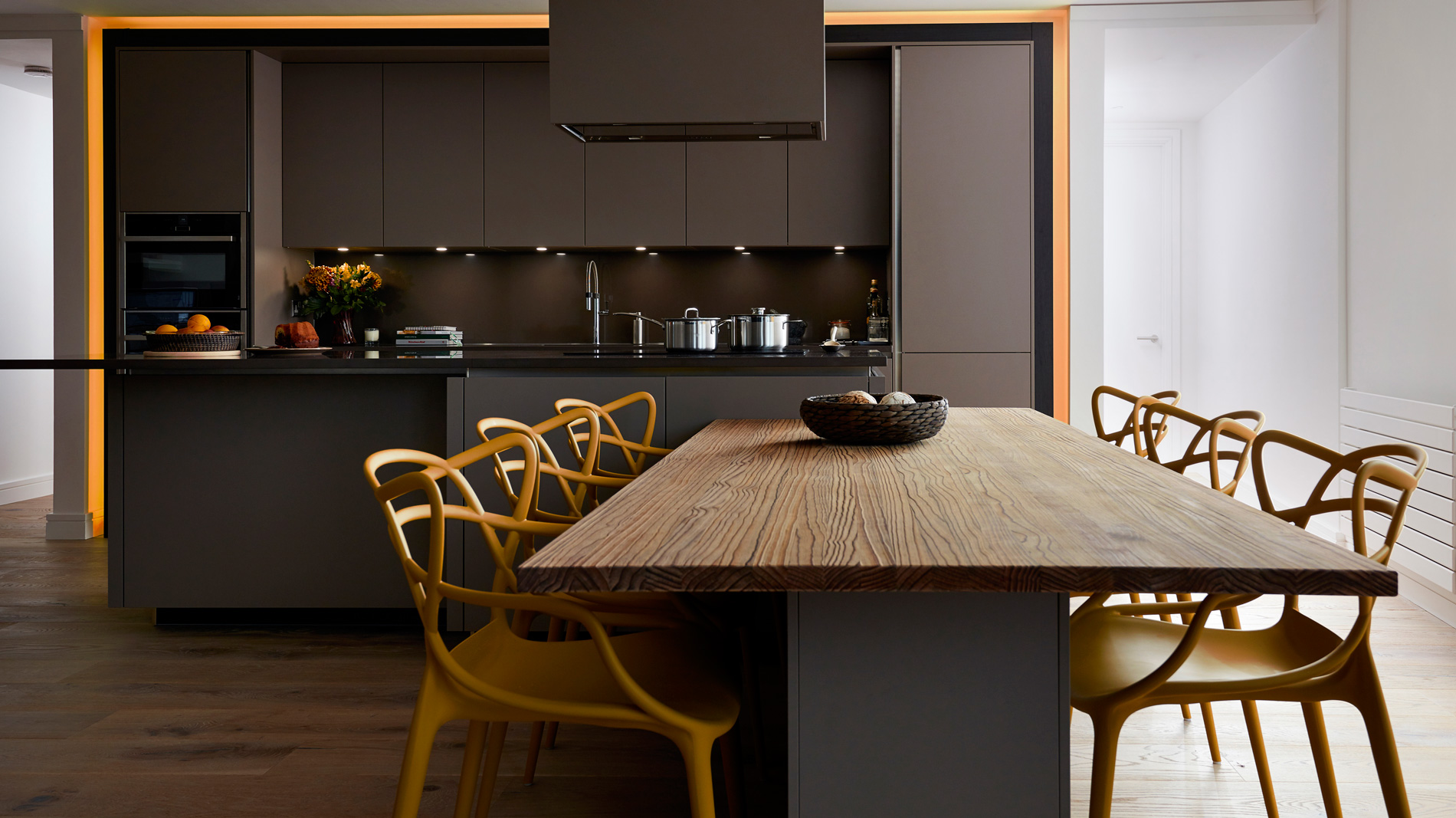 Bespoke kitchen in Battersea London