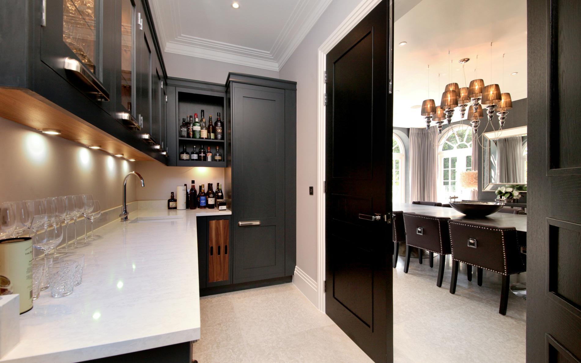 Prep Kitchen Design Chef S Kitchens For Luxury Homes Extreme Design
