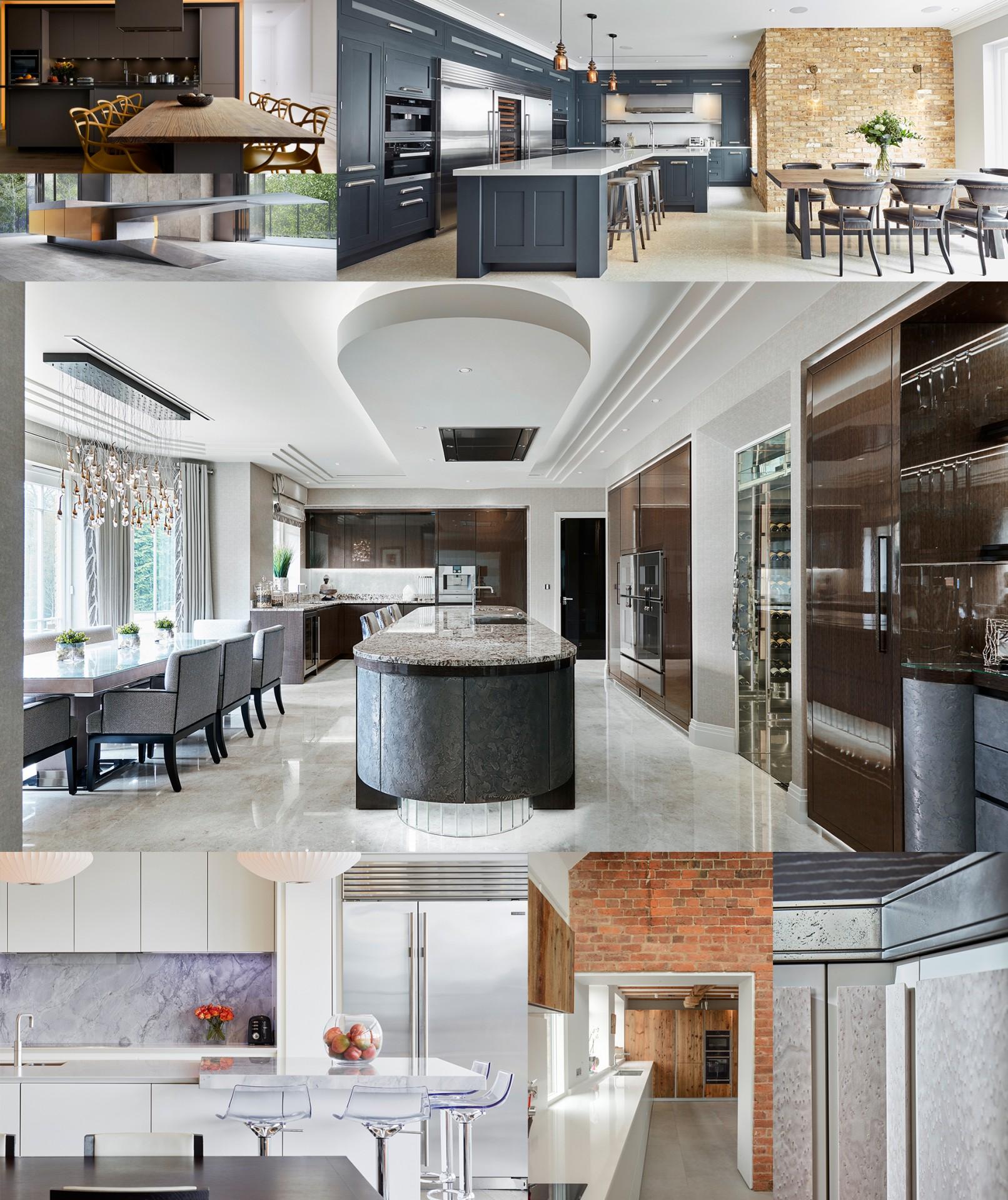 Bespoke Kitchen Designs Uk: Luxury Bespoke Kitchens