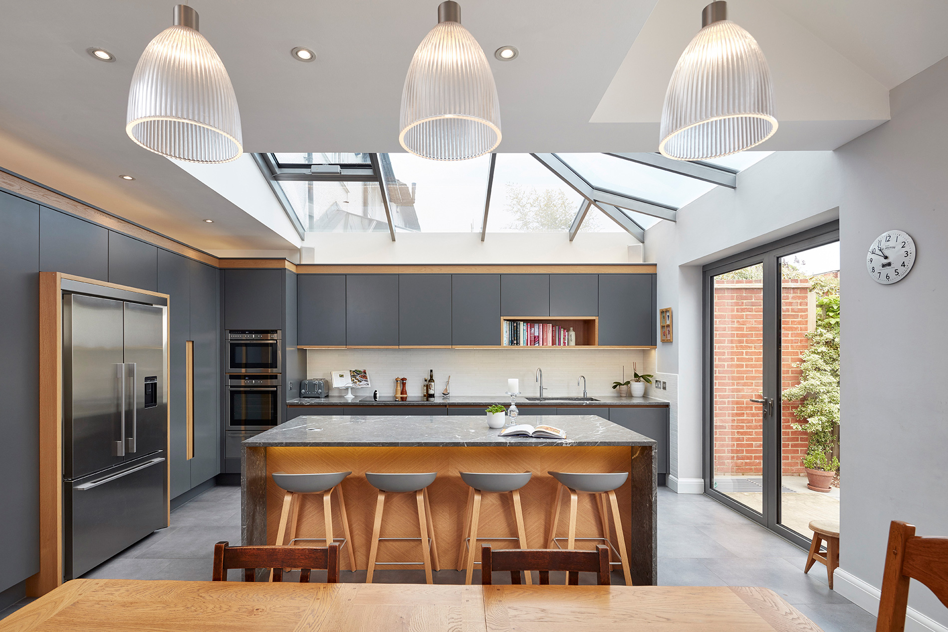 Bespoke Modern Kitchen Design in London