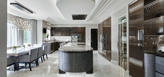 Extreme Luxury Kitchen Design