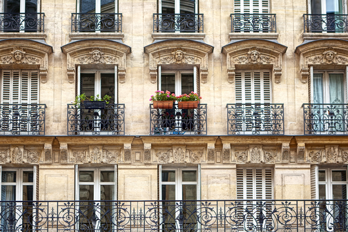 French windows