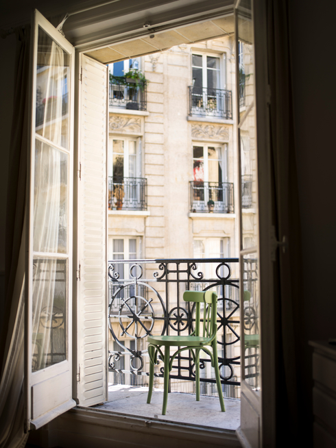 Parisian view