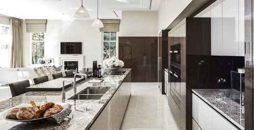 Timeless luxury kitchen