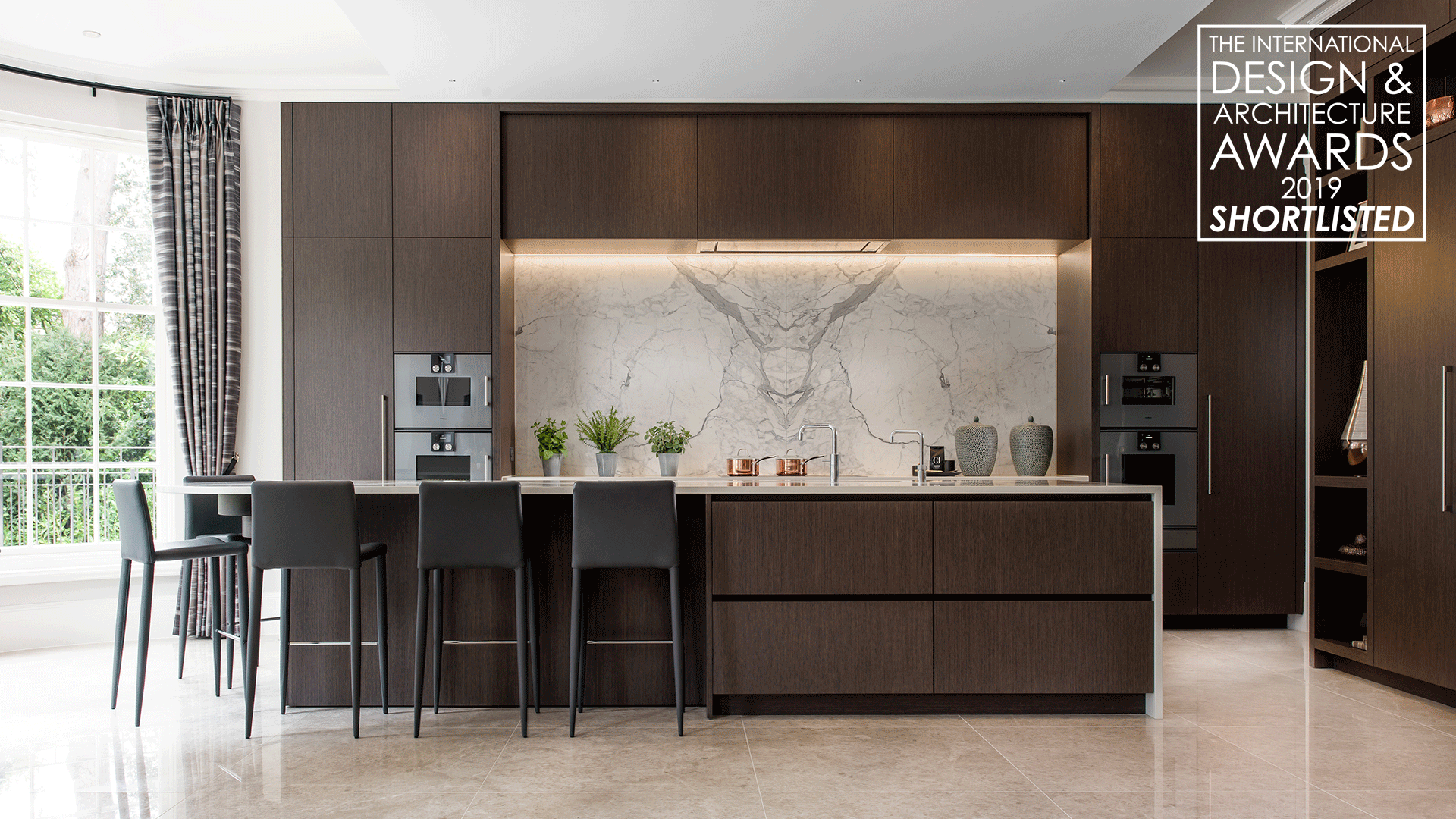 Luxury Kitchen in Surrey