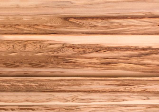 Wooden kitchen finish
