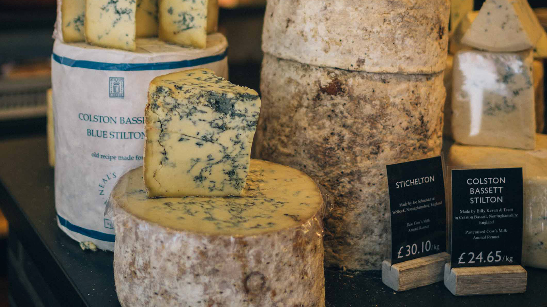 Neal's Yard Dairy Cheese Subscription Gift