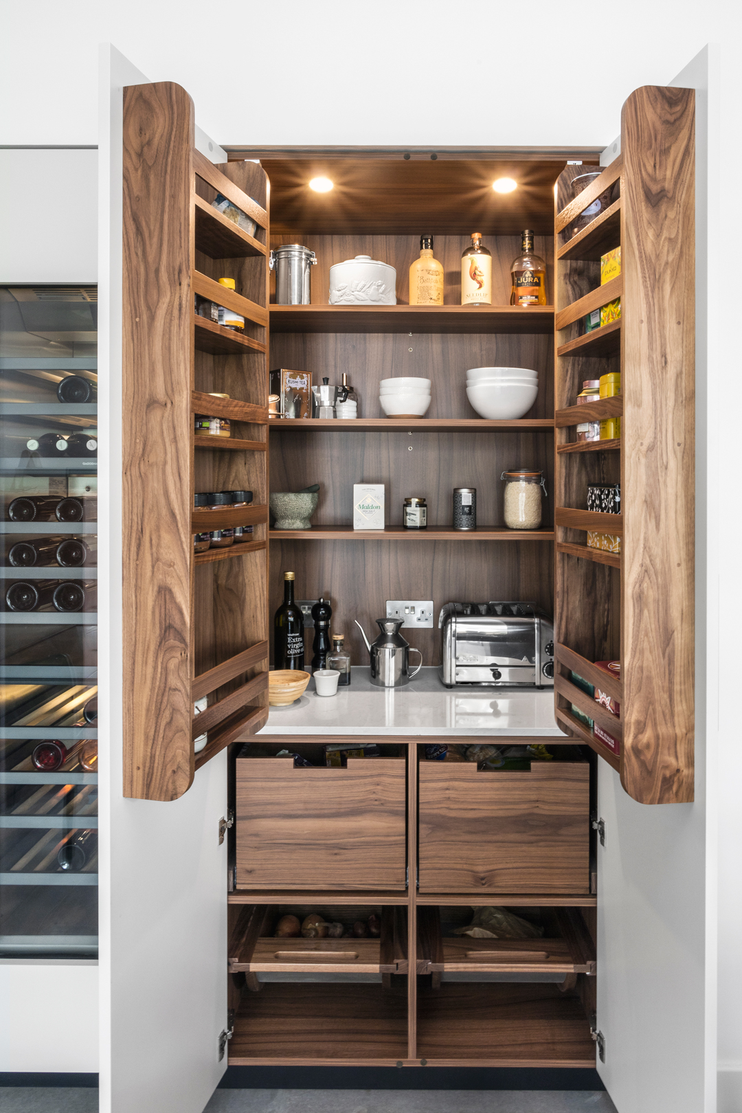 The Kitchen Larder Revival How To Design Yours Extreme Design