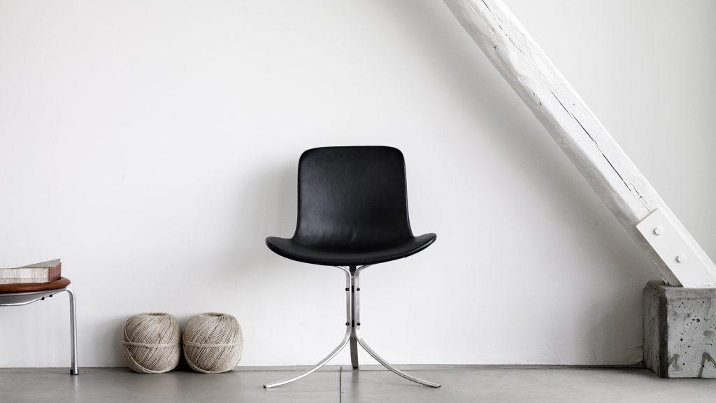 Fritz Hansen PK9 Office Chair