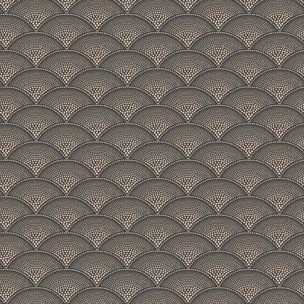 Art Deco Wallpaper Feather Fan Cole & Son