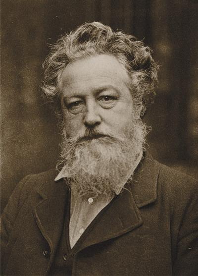 William Morris Arts and Crafts Designer