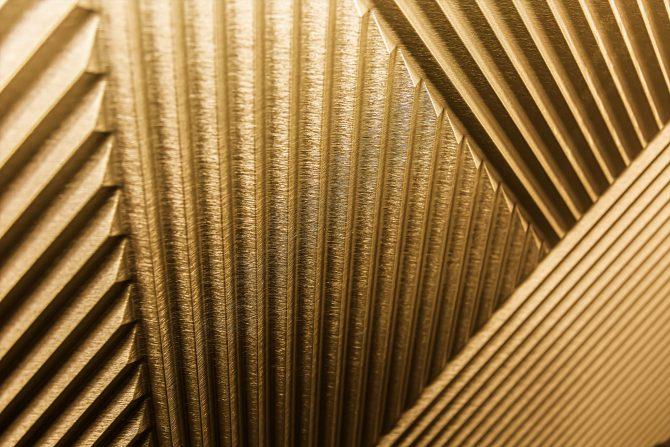 Art Deco Gold Texture