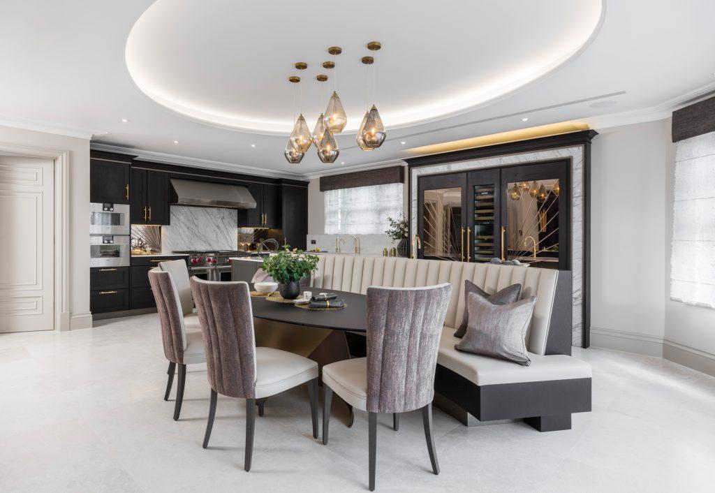 Extreme Art Deco Luxury Kitchen