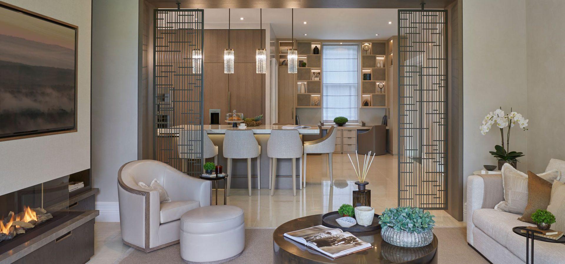 Elegant & Luxurious Kitchen