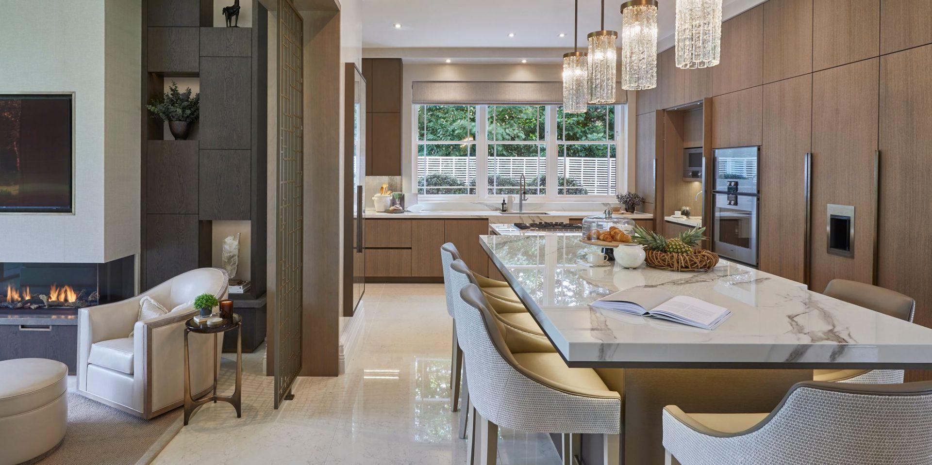 Luxury Elegant Kitchen