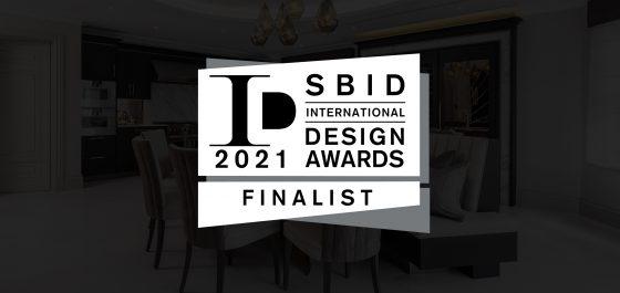 kitchen design award SBID 2021 Extreme Design