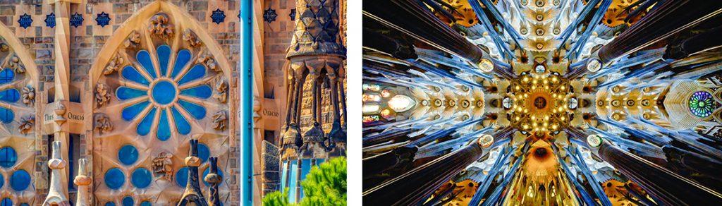 Sagrada Familia Antoni Gaudi nature inspired architecture